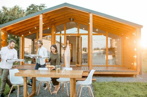 Création et installation de terrasse en bois à Albertville