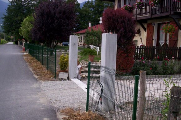 Comment choisir sa clôture ?Ugine