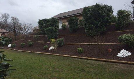 Entreprise spécialisée dans l'aménagement de jardin Albertville