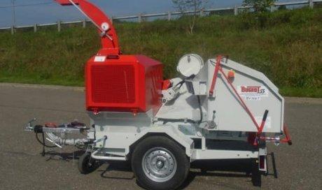 Renouvellement de matériel : broyeur Bugnot BVN 67