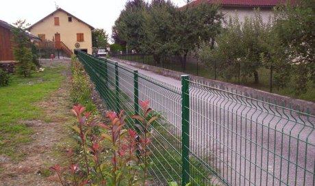 Comment choisir sa clôture ?  Verrens-Arvey